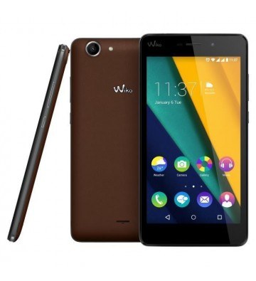 wiko pulp fab 4g chocolate